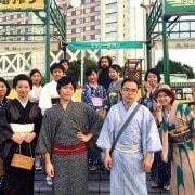7/11杏'sきもの会 ~TOKYO DOMEビアガーデン~
