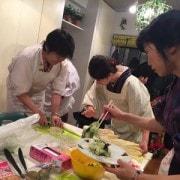 12/13杏'sきもの会~レンタルルームでホームパーティー~