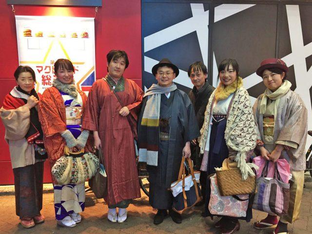 杏's会の新年会に行ってきました。