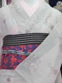 7/4新しい商品アップしました!夏の着物4点です!