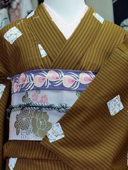 7/27新しい商品アップしました!単衣の着物4点です!