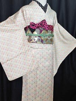10/31新しい商品アップしました!袷の着物4点です。