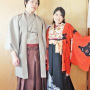 黒留袴で袴デェトした日。