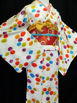 12/3新しい商品アップしました!袷の着物4点です。