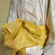 手ぬぐい一つで半幅帯や兵児帯をシャキッとふんわりさせる方法!