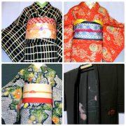 8/4新しい商品アップしました!単衣2点と浴衣、夏羽織です。