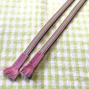 ただの羽織紐を。