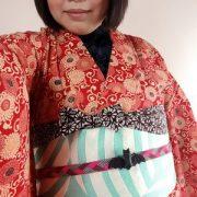 友達の観光案内、洋服コーデで行った日。