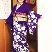 重宗玉緒さんの展示会レセプションに行った日。