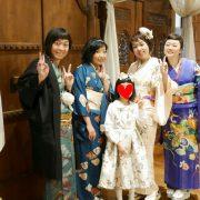 結婚式ゲストの素敵な装い♥