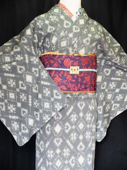 3/31新しい商品アップしました!単衣の着物4点です。