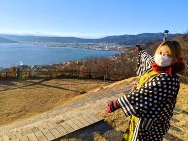 長野での田舎生活・・・寒さに耐えてます!(笑)